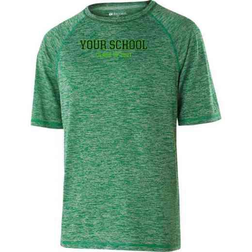 "Class of """" Holloway Electrify Heathered Performance Shirt"
