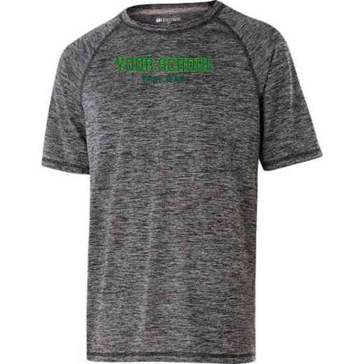 Drill Team Holloway Electrify Heathered Performance Shirt