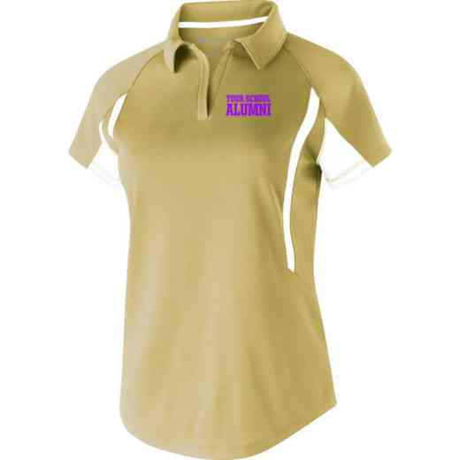 Alumni Embroidered Holloway Ladies Avenger Polo