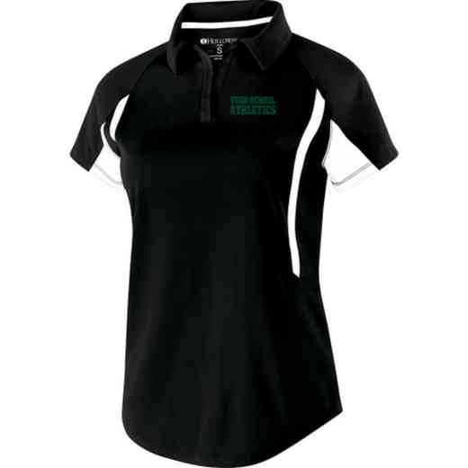 Athletics Embroidered Holloway Ladies Avenger Polo