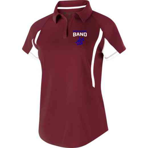 Band Embroidered Holloway Ladies Avenger Polo
