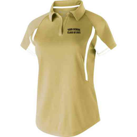 """Class of """""""" Embroidered Holloway Ladies Avenger Polo"""