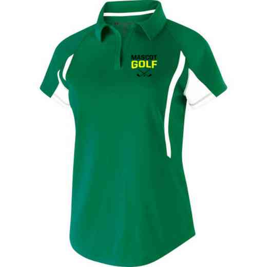 Golf Embroidered Holloway Ladies Avenger Polo
