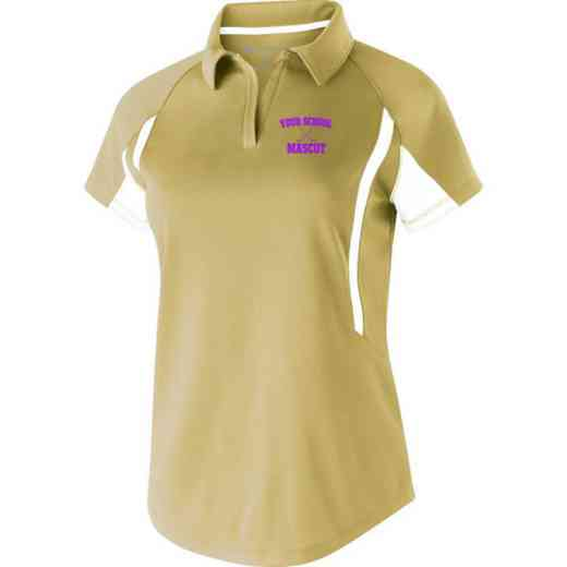 Hockey Embroidered Holloway Ladies Avenger Polo