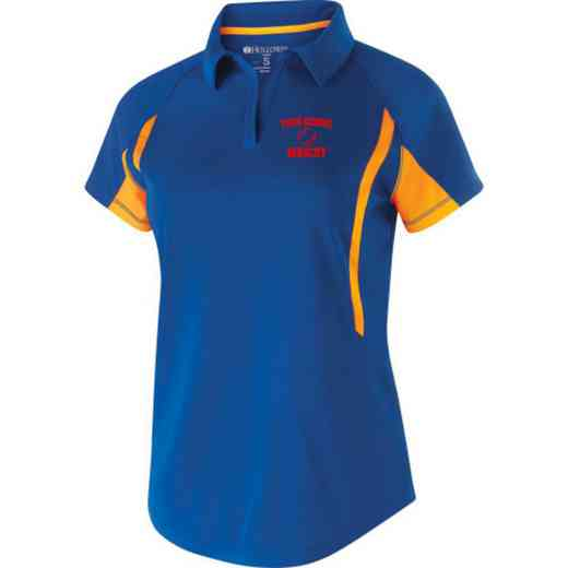 Softball Embroidered Holloway Ladies Avenger Polo