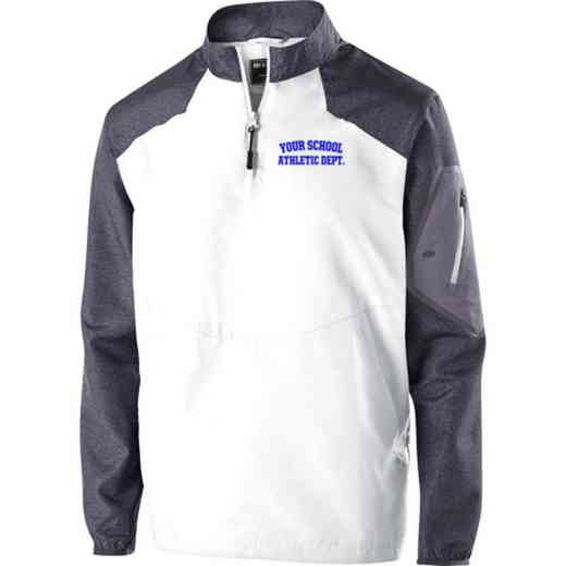 Athletic Department Embroidered Holloway Raider Jacket