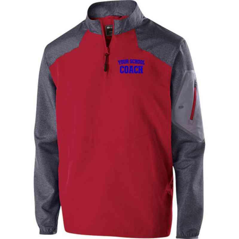 Coach Embroidered Holloway Raider Jacket