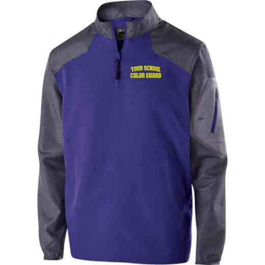 Color Guard Embroidered Holloway Raider Jacket