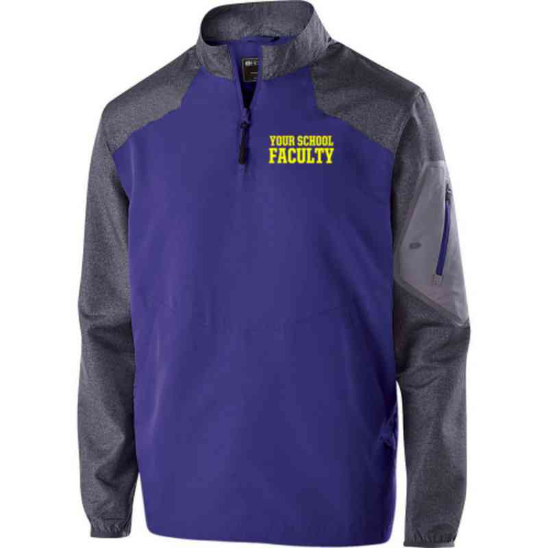 Faculty Embroidered Holloway Raider Jacket