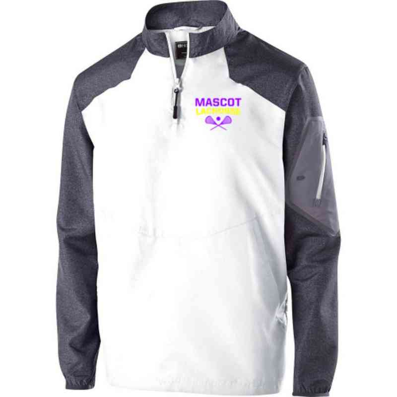 Lacrosse Embroidered Holloway Raider Jacket