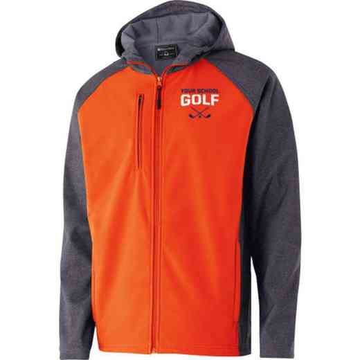 Golf Embroidered Holloway Raider Soft Shell Jacket