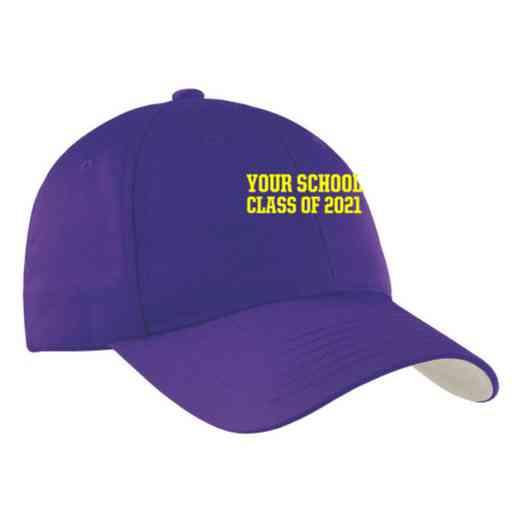 "Class of """" Embroidered Sport-Tek Nylon Cap"