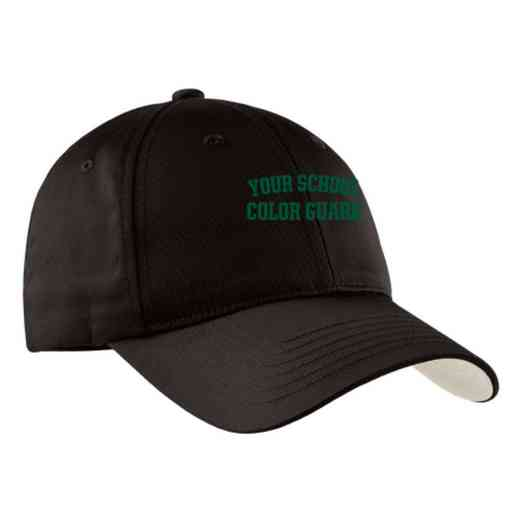 Color Guard Embroidered Sport-Tek Nylon Cap