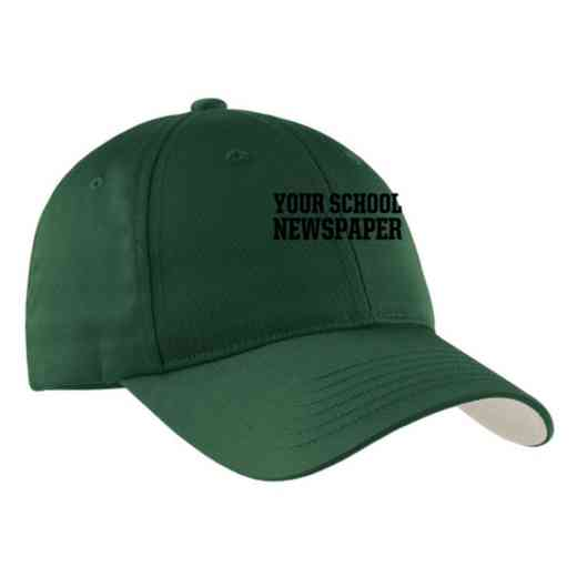 Newspaper Embroidered Sport-Tek Nylon Cap