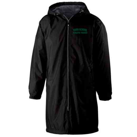 Athletic Trainer Embroidered Holloway Conquest Stadium Jacket