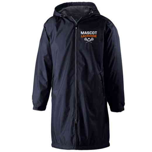 Lacrosse Embroidered Holloway Conquest Stadium Jacket