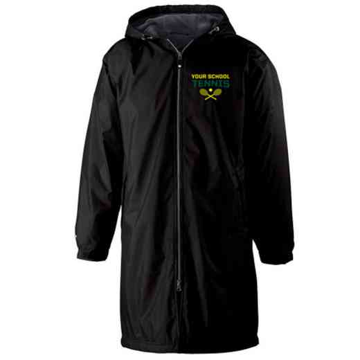 Tennis Embroidered Holloway Conquest Stadium Jacket