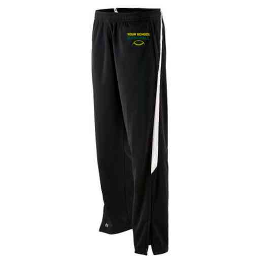 Baseball Embroidered Youth Holloway Determination Pant