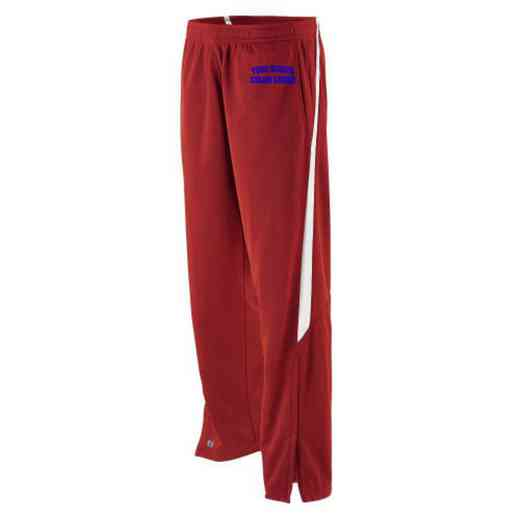 Color Guard Embroidered Youth Holloway Determination Pant