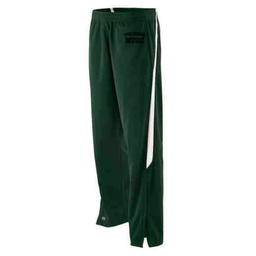 Music Embroidered Youth Holloway Determination Pant