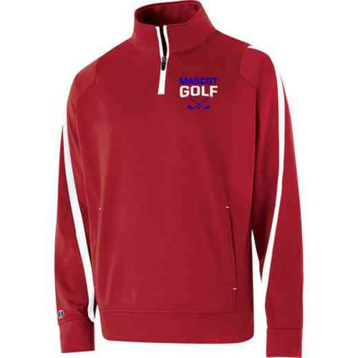 Golf Embroidered Adult Holloway Determination Pullover