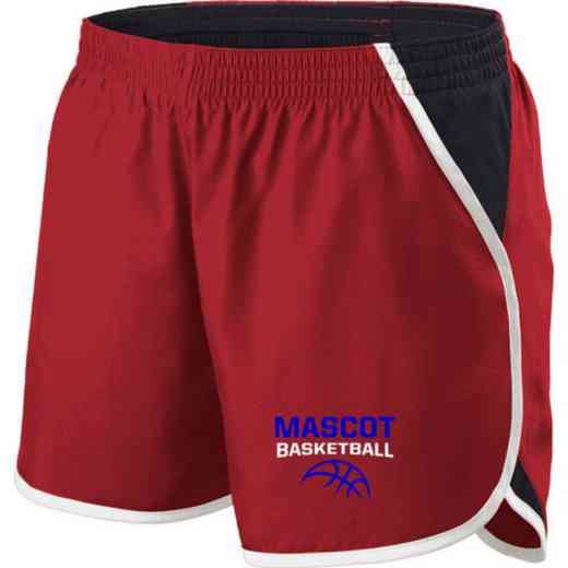 Basketball Holloway Embroidered Ladies Energize Short