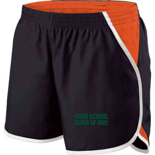 "Class of """" Holloway Embroidered Ladies Energize Short"