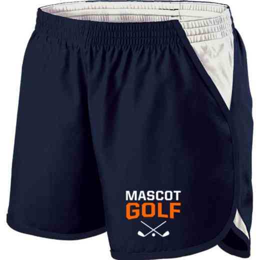Golf Holloway Embroidered Ladies Energize Short