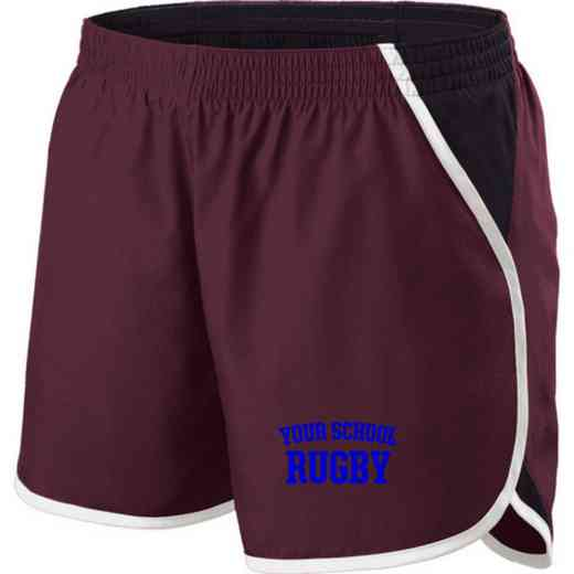 Rugby Holloway Embroidered Ladies Energize Short
