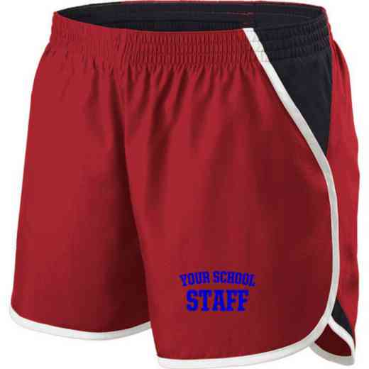 Staff Holloway Embroidered Ladies Energize Short