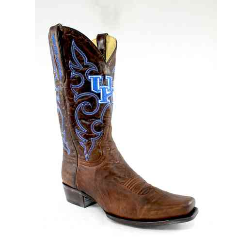 Kentucky Wildacats Men's Boardroom Boots by Gameday Boots