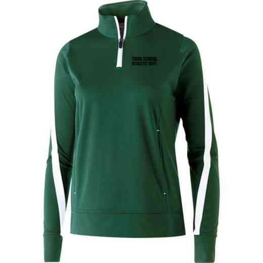 Athletic Department Embroidered Ladies Holloway Determination Pullover