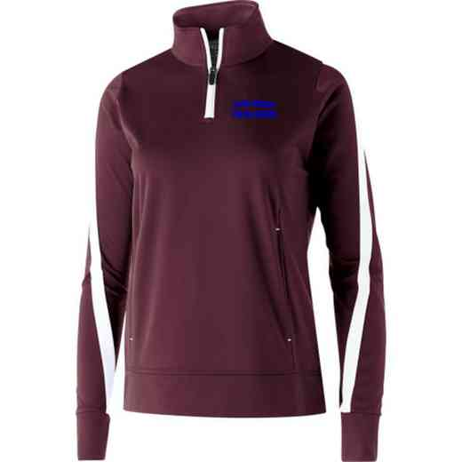 Color Guard Embroidered Ladies Holloway Determination Pullover