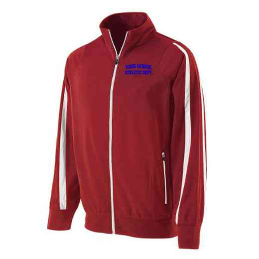 Athletic Department Embroidered Youth Holloway Determination Jacket