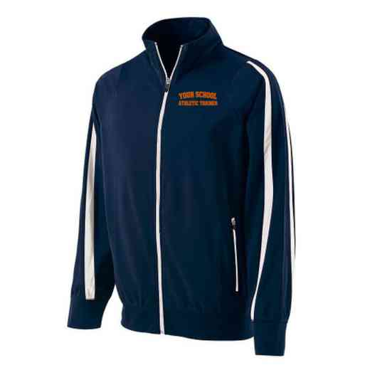 Athletic Trainer Embroidered Youth Holloway Determination Jacket
