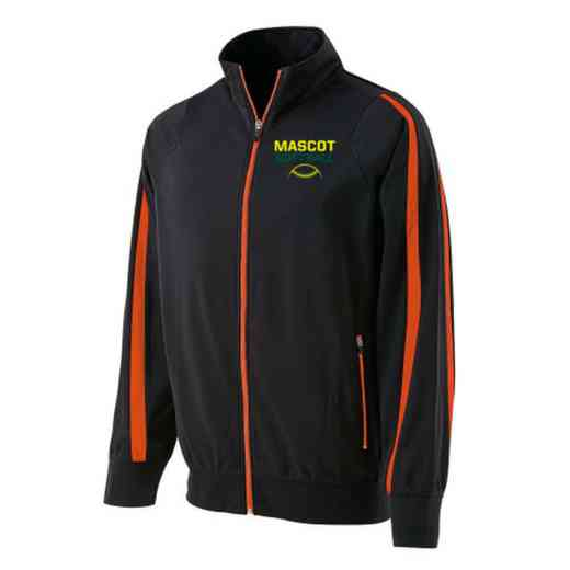 Softball Embroidered Youth Holloway Determination Jacket