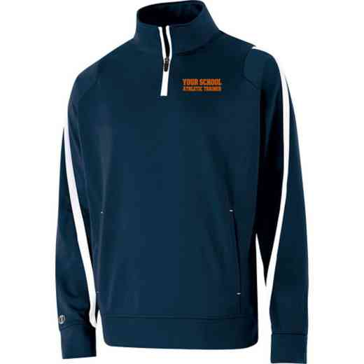 Athletic Trainer Embroidered Youth Holloway Determination Pullover