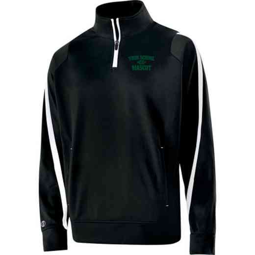 Cross Country Embroidered Youth Holloway Determination Pullover