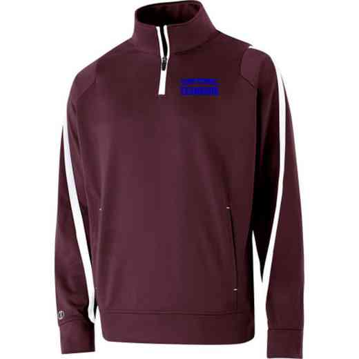 Administration Embroidered Youth Holloway Determination Pullover
