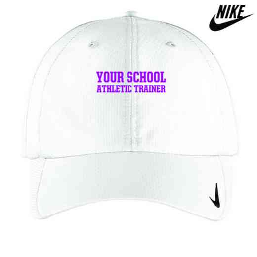 Athletic Trainer Embroidered Nike Sphere Dry Cap