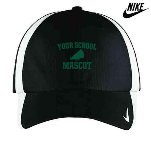Cheerleading Embroidered Nike Sphere Dry Cap