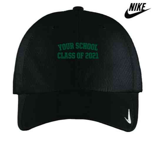 Class of  Embroidered Nike Sphere Dry Cap