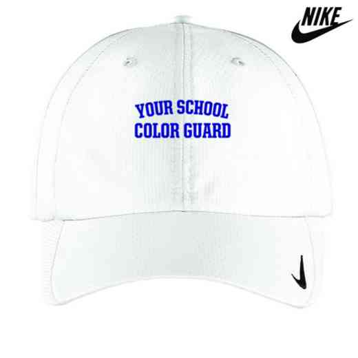 Color Guard Embroidered Nike Sphere Dry Cap