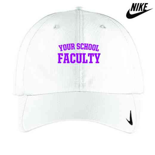Faculty Embroidered Nike Sphere Dry Cap