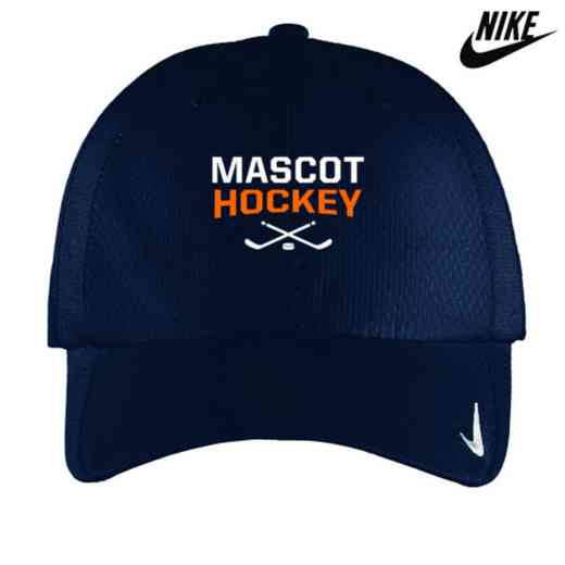 Hockey Embroidered Nike Sphere Dry Cap