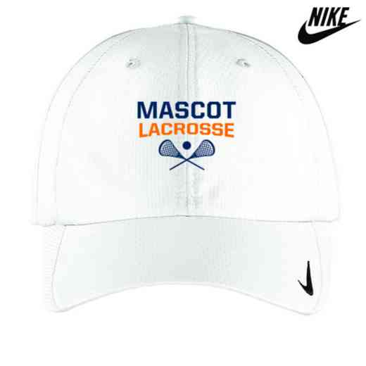 Lacrosse Embroidered Nike Sphere Dry Cap
