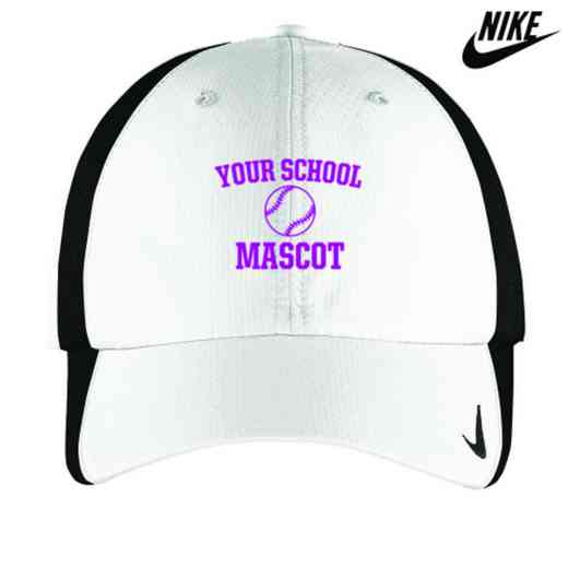 Softball Embroidered Nike Sphere Dry Cap
