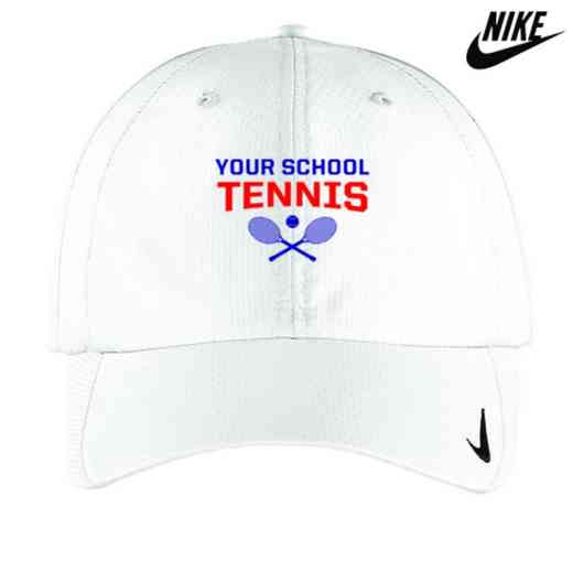 Tennis Embroidered Nike Sphere Dry Cap