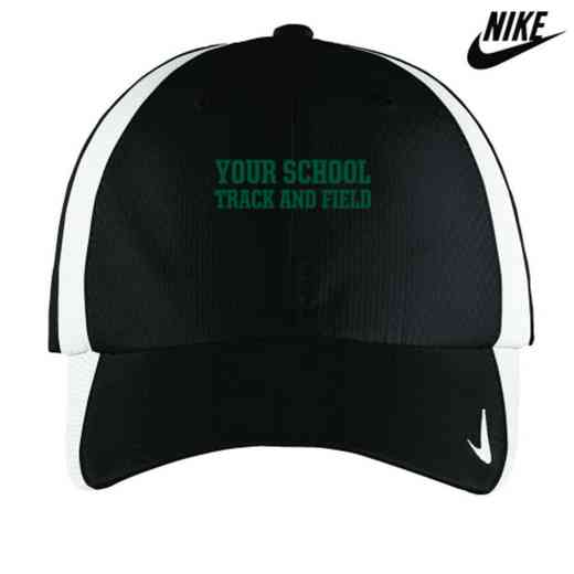 Track and Field Embroidered Nike Sphere Dry Cap