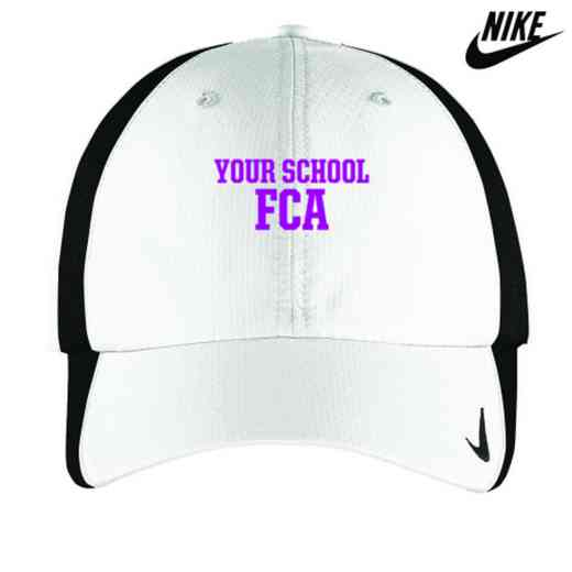 FCA Embroidered Nike Sphere Dry Cap